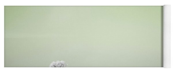 Art Print Winterland 16 Yoga Mat