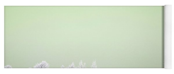 Art Print Winterland 17 Yoga Mat