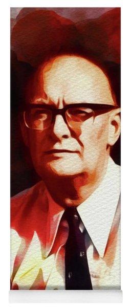 Arthur C. Clarke, Literary Legend Yoga Mat