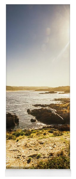 Arthur River Tasmania Yoga Mat