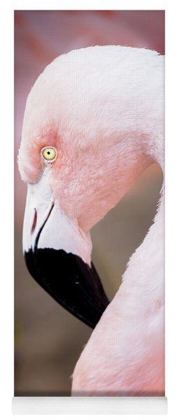 The Flamingo, Animal Decor, Nursery Decor, Flamingo Gifts, Flamingo Phone Case,  Yoga Mat