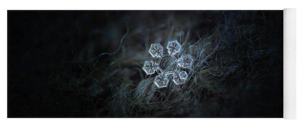 Icy Jewel Yoga Mat