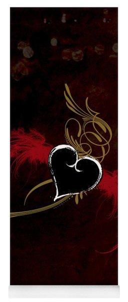 One Love, One Heart Yoga Mat