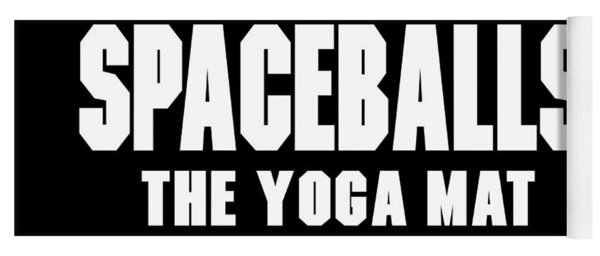 Spaceballs Branded Products Yoga Mat