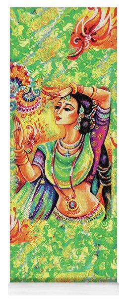 The Dance Of Tara Yoga Mat
