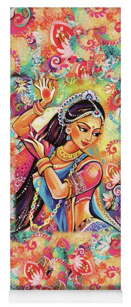 Dancing Of The Phoenix Yoga Mat