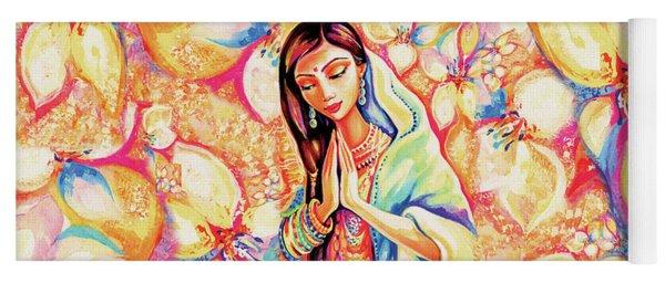 Little Himalayan Pray Yoga Mat