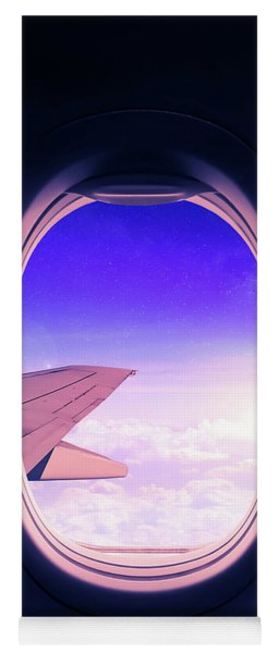 Travel The World Yoga Mat