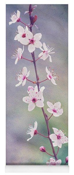 Spring Splendor Yoga Mat