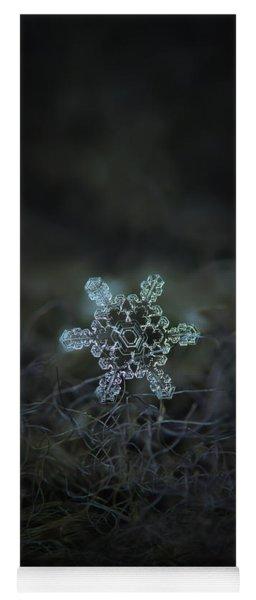 Real Snowflake - Slight Asymmetry New Yoga Mat