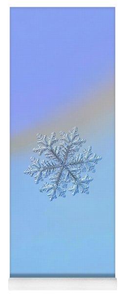 Real Snowflake - Hyperion Yoga Mat