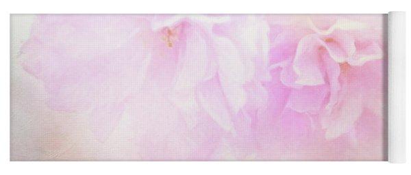 Cherry Blossom Valentine Yoga Mat
