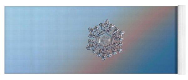 Real Snowflake - 05-feb-2018 - 1 Yoga Mat