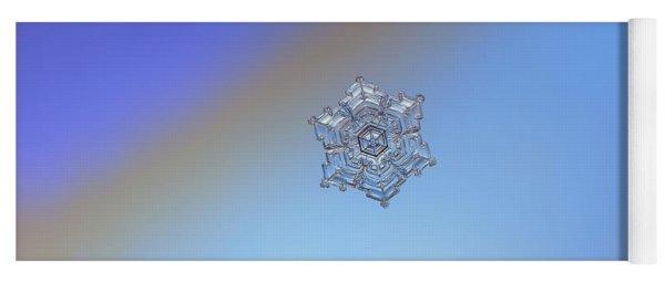 Real Snowflake - 05-feb-2018 - 2 Yoga Mat
