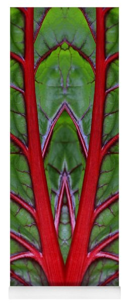 Leaf Of Life Yoga Mat