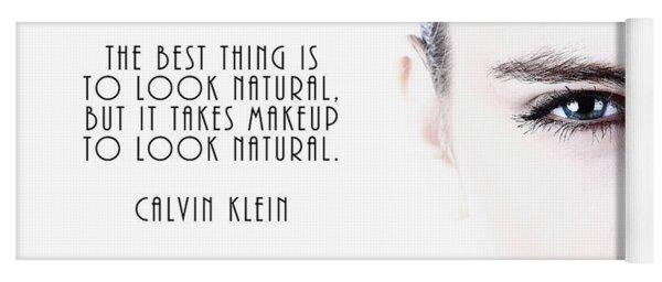 Look Natural Yoga Mat