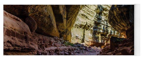 Ashdown Canyon Bend Yoga Mat
