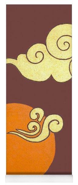 Asian Cloud Icon No. 1 Yoga Mat