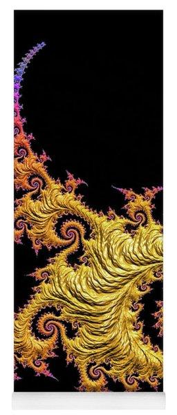 Asian Gold Yoga Mat
