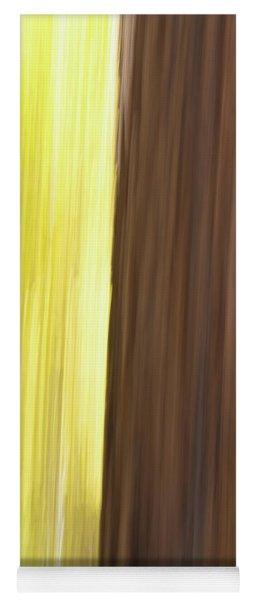Aspen Blur #4 Yoga Mat