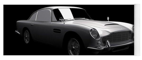Aston Martin Db5 Yoga Mat