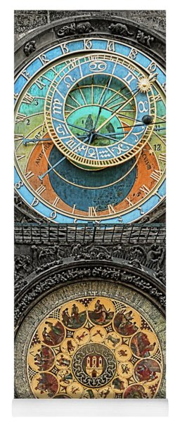 Astronomical Hours Yoga Mat