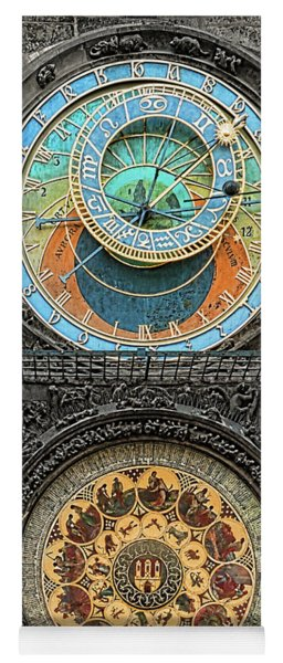 Astronomical Hours Yoga Mat