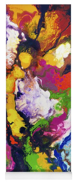 At The Heart Of It Yoga Mat