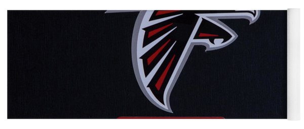 Atlanta Falcons Man Cave Atlanta Georgia Art Yoga Mat