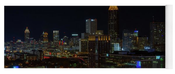 Atlanta Nights Yoga Mat
