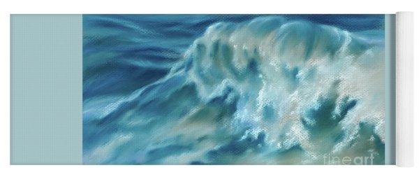 Atlantic Wave Yoga Mat