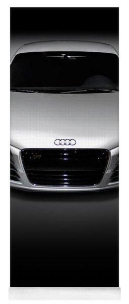 Audi R8 Sports Car Yoga Mat