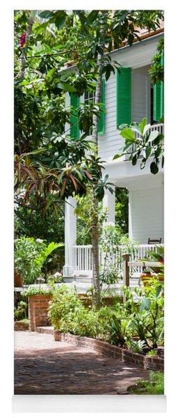 Audubon House Entranceway Yoga Mat
