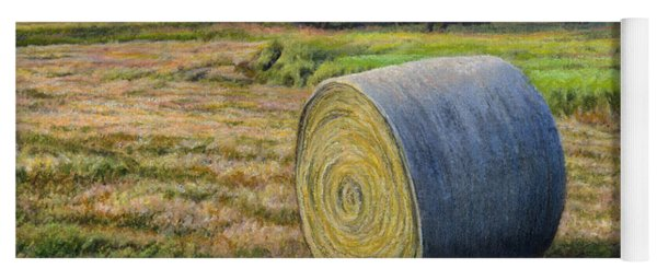 August Bale Study No.1 Yoga Mat