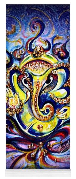 Aum Ganesha - Bliss Yoga Mat