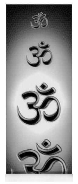 Aum Zoom Yoga Mat