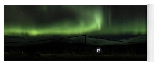 Aurora Borealis - 8 Yoga Mat