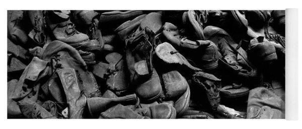 Auschwitz-birkenau Shoes Yoga Mat
