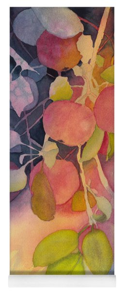 Autumn Apples Full Painting Yoga Mat