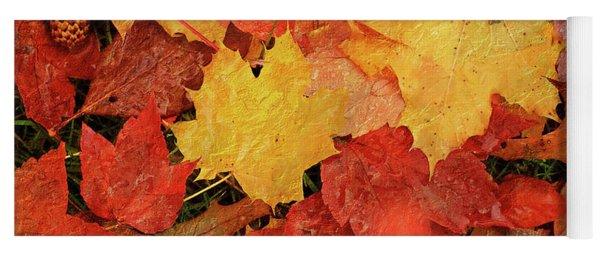 Autumns Gifts Yoga Mat