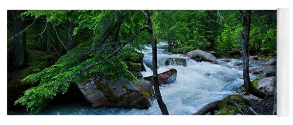 Avalanche Creek Yoga Mat