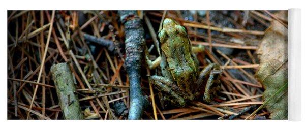 Baby Frog Yoga Mat