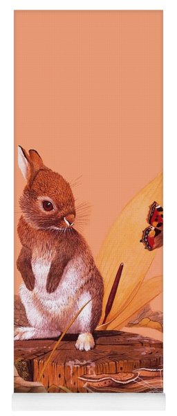 Baby Rabbit Yoga Mat