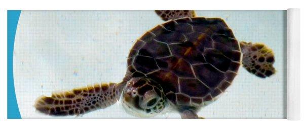 Baby Turtle Yoga Mat