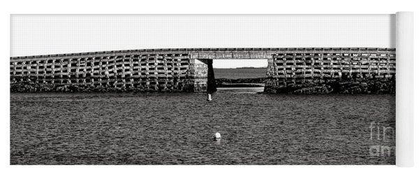 Bailey Island Bridge Yoga Mat