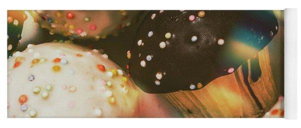 Bakers Cupcake Delight Yoga Mat