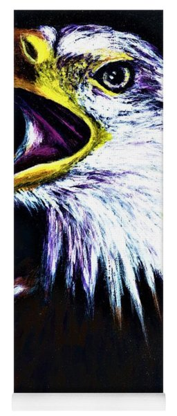 Bald Eagle - Francis -audubon Yoga Mat