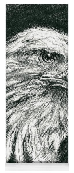 Bald Eagle Intensity Yoga Mat