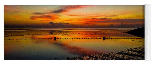 Bali Sunrise II Yoga Mat