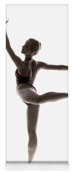 Ballerina Grace Yoga Mat